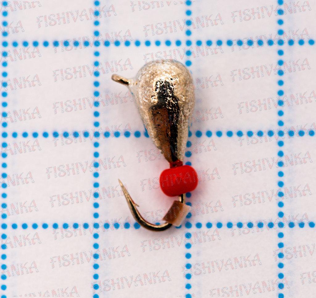 Мормышка из вольфрамового своими руками 170